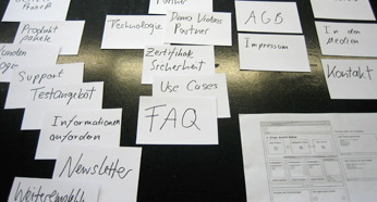 Design Agentur - Strategie